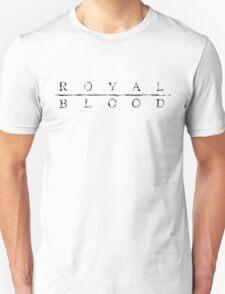 Royal Blood design Unisex T-Shirt