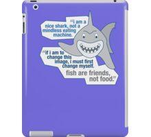 The Shark's Pledge iPad Case/Skin