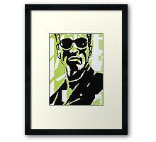 The Terminator Framed Print