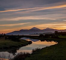 Mourne Sunset by Darren Brown