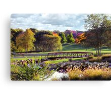 Aldeen Golf Course Canvas Print