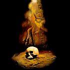 The Skull by CaptiveArts