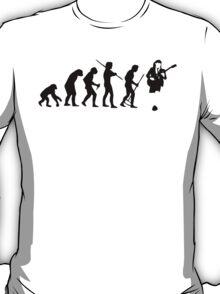 Evolution of Angus Young T-Shirt