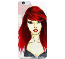 Taylor Swift in Bad Blood iPhone Case/Skin