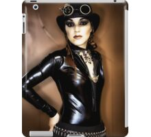 Steampunk Portrait iPad Case/Skin