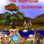 Croowz - The Australlian Magical Scarecrow by Lynn Santer