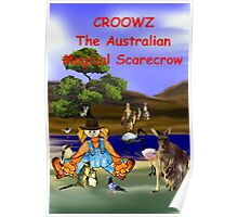 Croowz - The Australlian Magical Scarecrow Poster