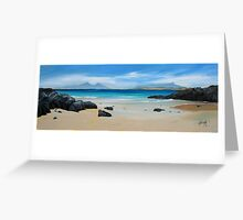 Sanna Bay 1 Greeting Card