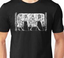 Danse Macabre Unisex T-Shirt