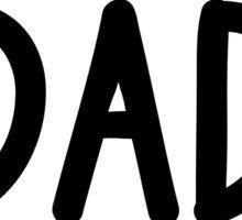 This Dad Rocks! Sticker