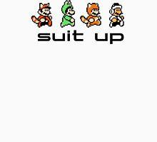 Suit Up Unisex T-Shirt