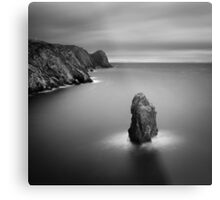 Donegal Sea Stack Metal Print