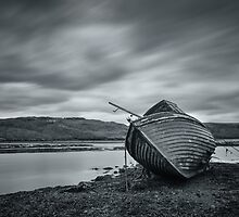 The Old Boat by Darren Brown
