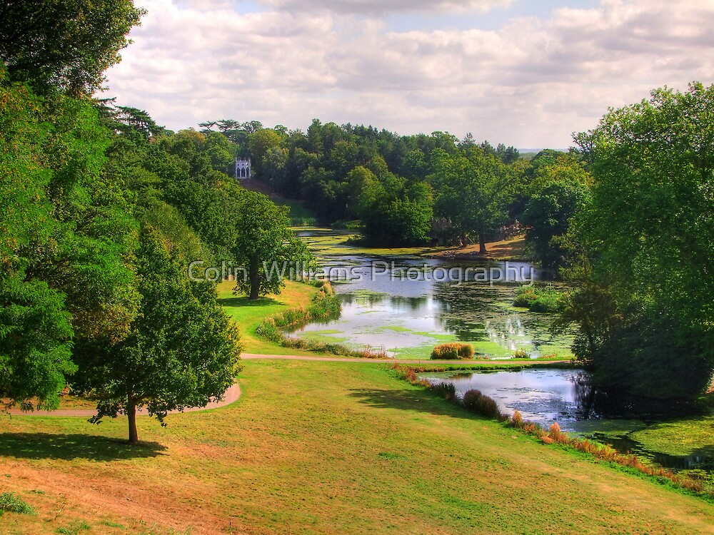 Painshill Park - View from the Turkish Tent - HDR by Colin  Williams Photography