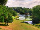 Painshill Park - View from the Turkish Tent - HDR by Colin J Williams Photography