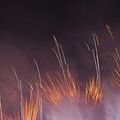 Edinburgh Fireworks by dinghysailor1