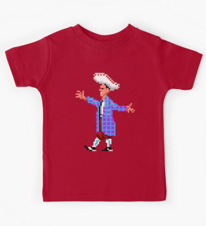 The lovely STAN (Monkey Island) Kids Tee