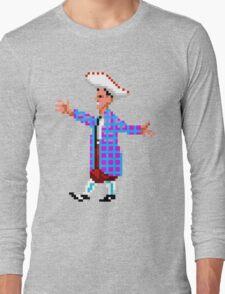 The lovely STAN (Monkey Island) Long Sleeve T-Shirt