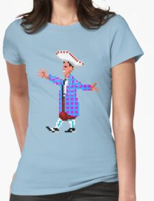 The lovely STAN (Monkey Island) Womens Fitted T-Shirt