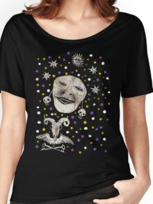 dim areas from dark stars Women's Relaxed Fit T-Shirt