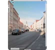 Summer in the city II | architectural photography iPad Case/Skin