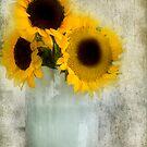 Sunflowers by Kimberly Palmer