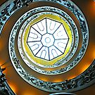 The Vatican Staircase by John Miner