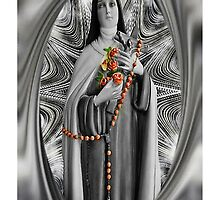 "✿♥‿♥✿ST. THERESE OF LISIEUX-ALSO KNOWN AS ""LITTLE FLOWER"" IPHONE CASE ✿♥‿♥✿ by ✿✿ Bonita ✿✿ ђєℓℓσ"