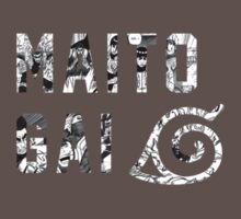 Maito Gai Tribute Manga by Aaronoftheyear