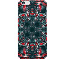 red dragon abstract iPhone Case/Skin