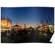 NY State Fair 2009 III Poster