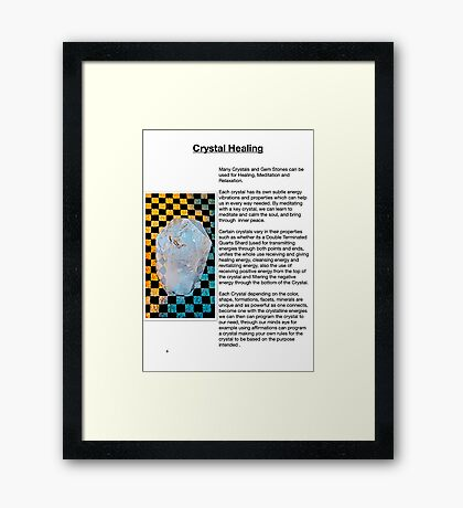 Preview page of My new book  Framed Print