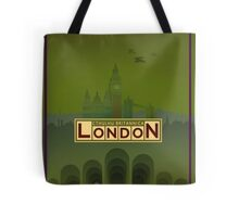 Cthulhu Britannica London Keepers Guide Tote Bag