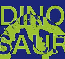 Dinosaur Bite by Kadwell