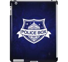 Badge Doc iPad Case/Skin