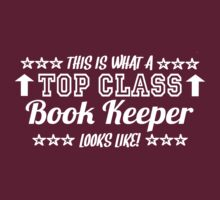 This Is What A Top Class Book Keeper Looks Like by Chimpocalypse