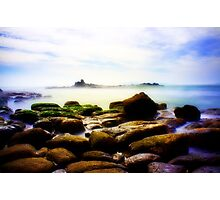 Coastline Baja Norte Photographic Print