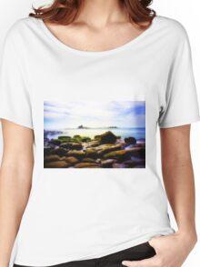 Coastline Baja Norte Women's Relaxed Fit T-Shirt