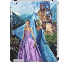 Emma and Elsa iPad Case/Skin