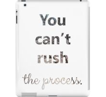 The Process iPad Case/Skin