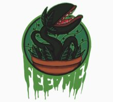 FEED ME! One Piece - Short Sleeve