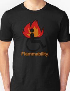 Flammability T-Shirt