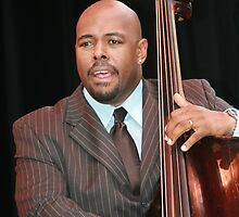 Christian McBride - Sheer Confidence by Charles Ezra Ferrell - PhotoARTgraphy