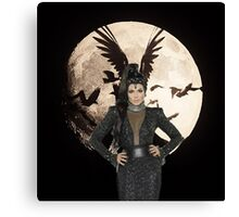 You're my angel, you're my demon Canvas Print