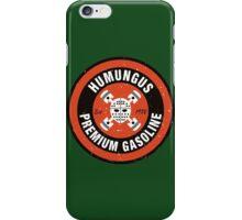 Humungus Premium Gasoline iPhone Case/Skin