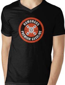 Humungus Premium Gasoline Mens V-Neck T-Shirt