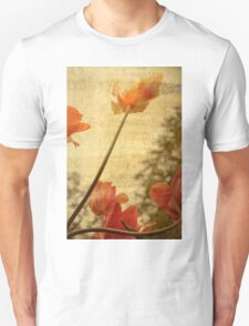 Orange Tulips T-Shirt