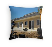 Blackwater South Primary Assembly Hall Throw Pillow