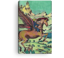 The Magician's Nephew  Canvas Print