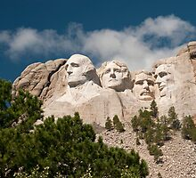Mount Rushmore by JimGuy